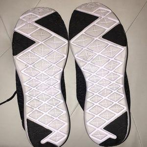 7f20881c0128 Fabletics Shoes - Fabletics Black Space Dye Harbor Sock Sneakers